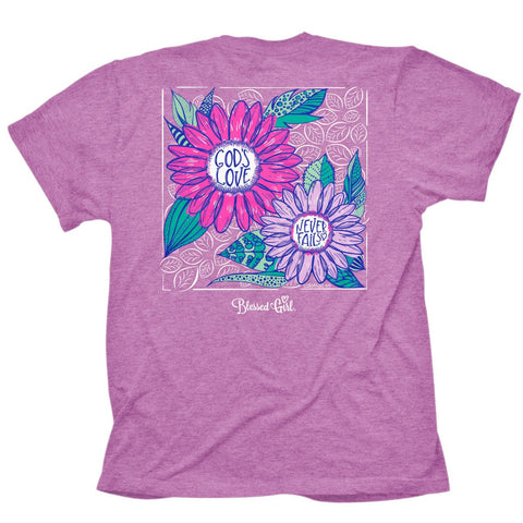 God's Love Flowers T-Shirt ™