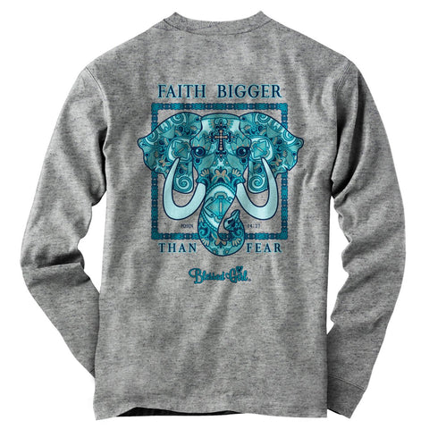 Elephant Long-Sleeve T-Shirt