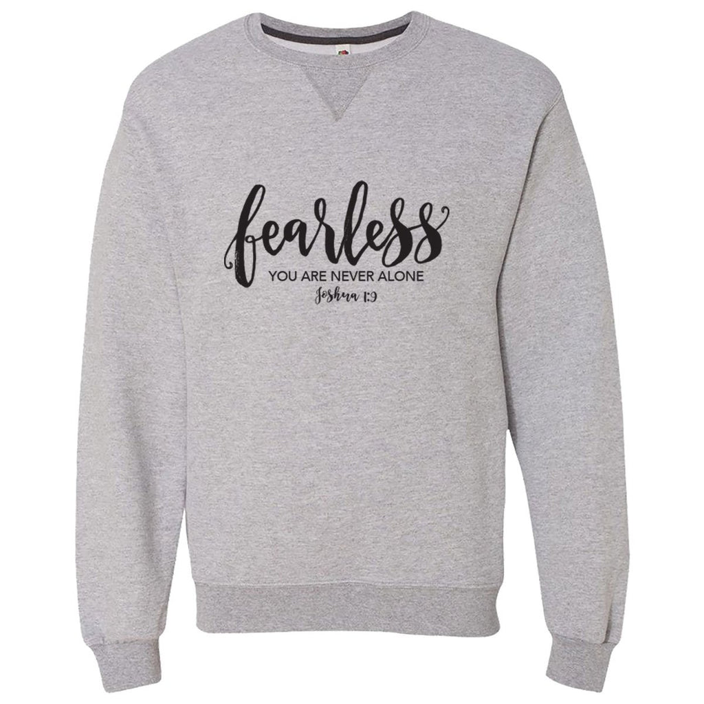 Fear Less Crewneck Sweatshirt