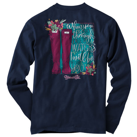 Galoshes Long-Sleeve T-Shirt