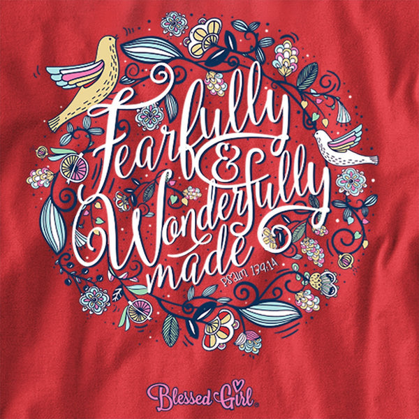 Wonderfully Made Long-Sleeve T-Shirt