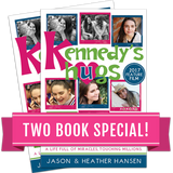 Kennedy's Hugs - Two Book Special