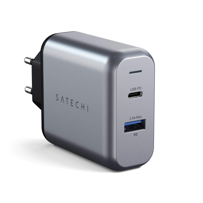 30W Dual-Port Wall Charger Wall Chargers Satechi EU