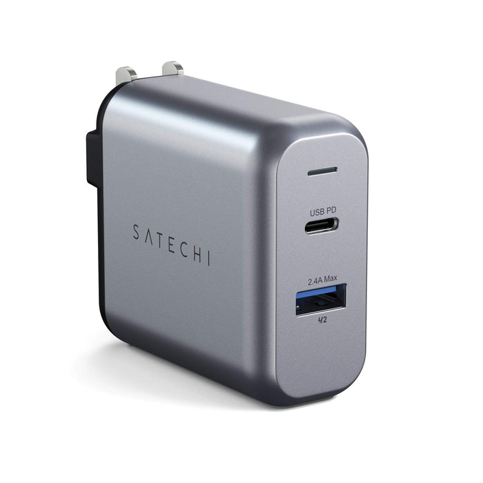 30W Dual-Port Wall Charger Wall Chargers Satechi USA