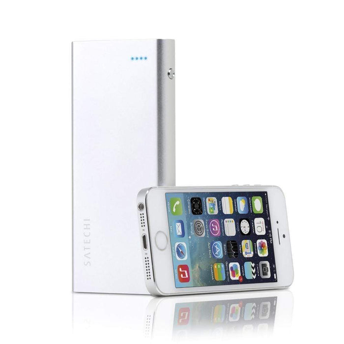 Aluminum 10000 mAh Energy Station Extended Battery Charger Pack