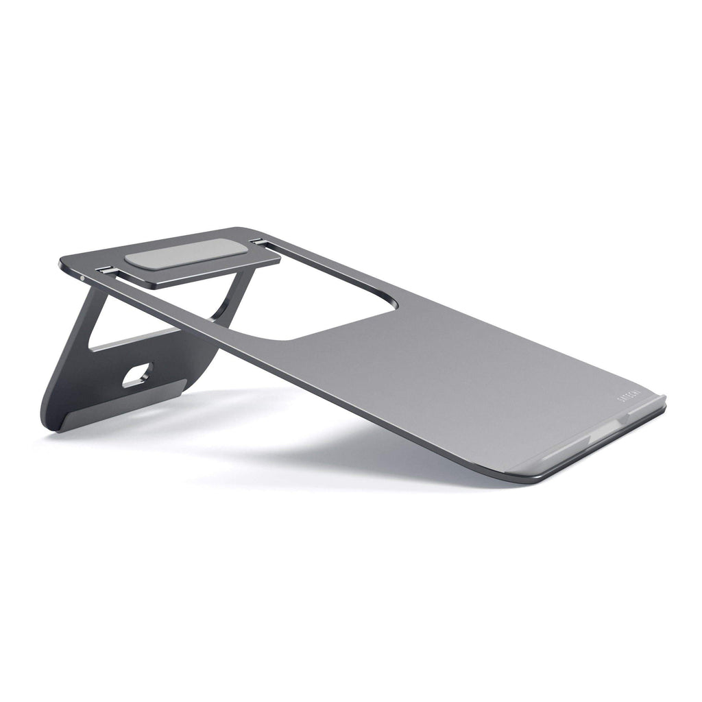 Aluminum Laptop Stand for Laptops, Notebooks, and Tablets Computers/ Monitors Satechi Space Gray