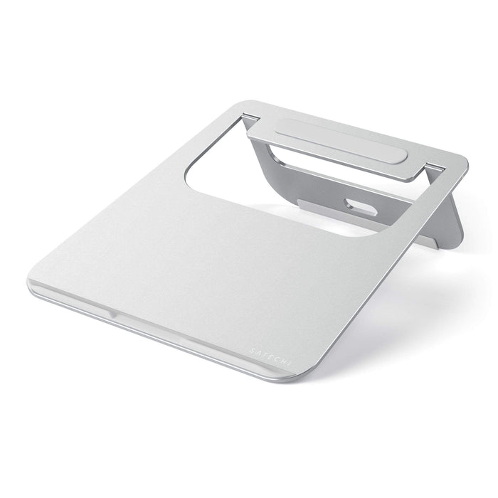 Aluminum Laptop Stand for Laptops, Notebooks, and Tablets Computers/ Monitors Satechi Silver