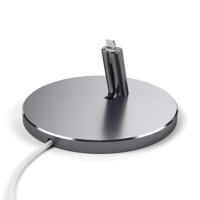 Aluminum Lightning Charging Stand Mobile/ Tablet Satechi