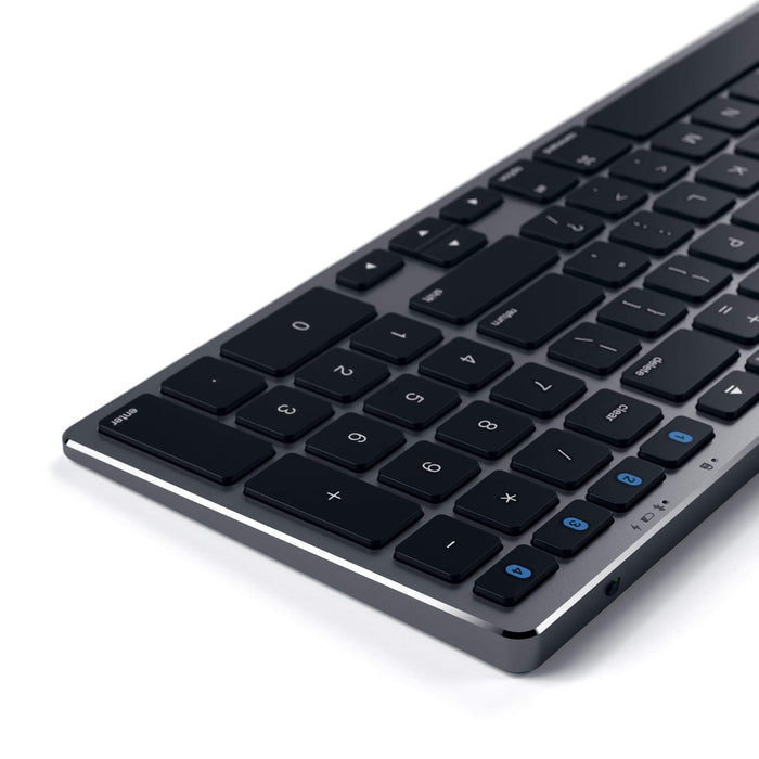Aluminum Slim Wireless Keyboard Keyboards Satechi