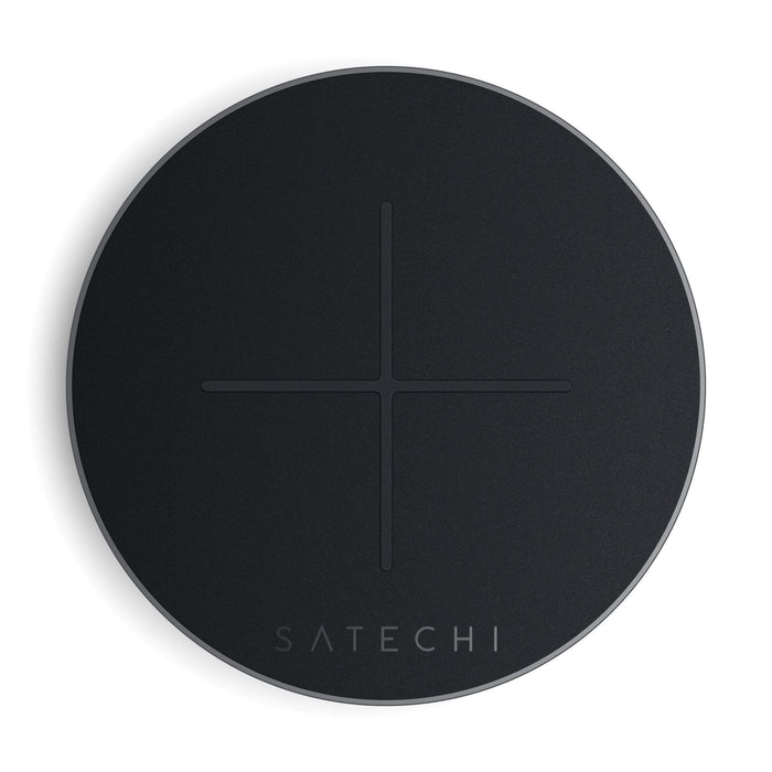 Aluminum Type-C PD & QC Wireless Charger Charging Stations Satechi