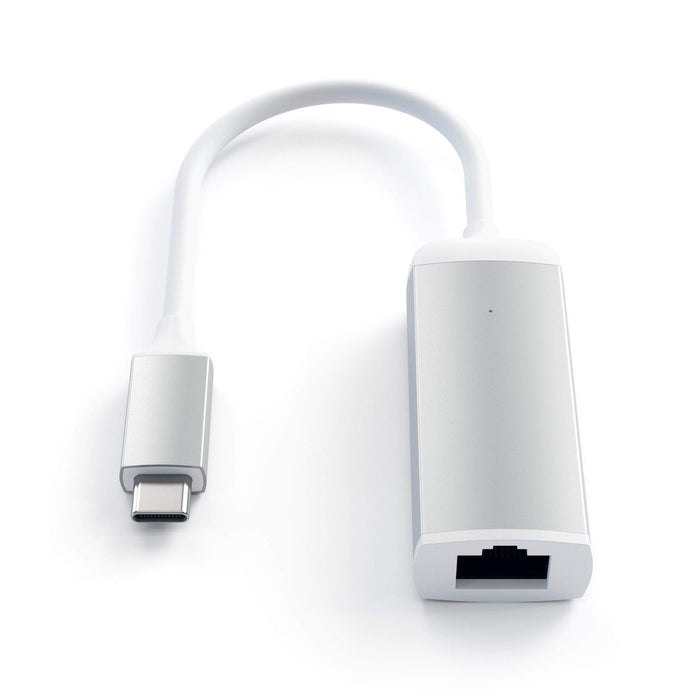 Aluminum Type-C to Gigabit Ethernet Adapter Adapters Satechi