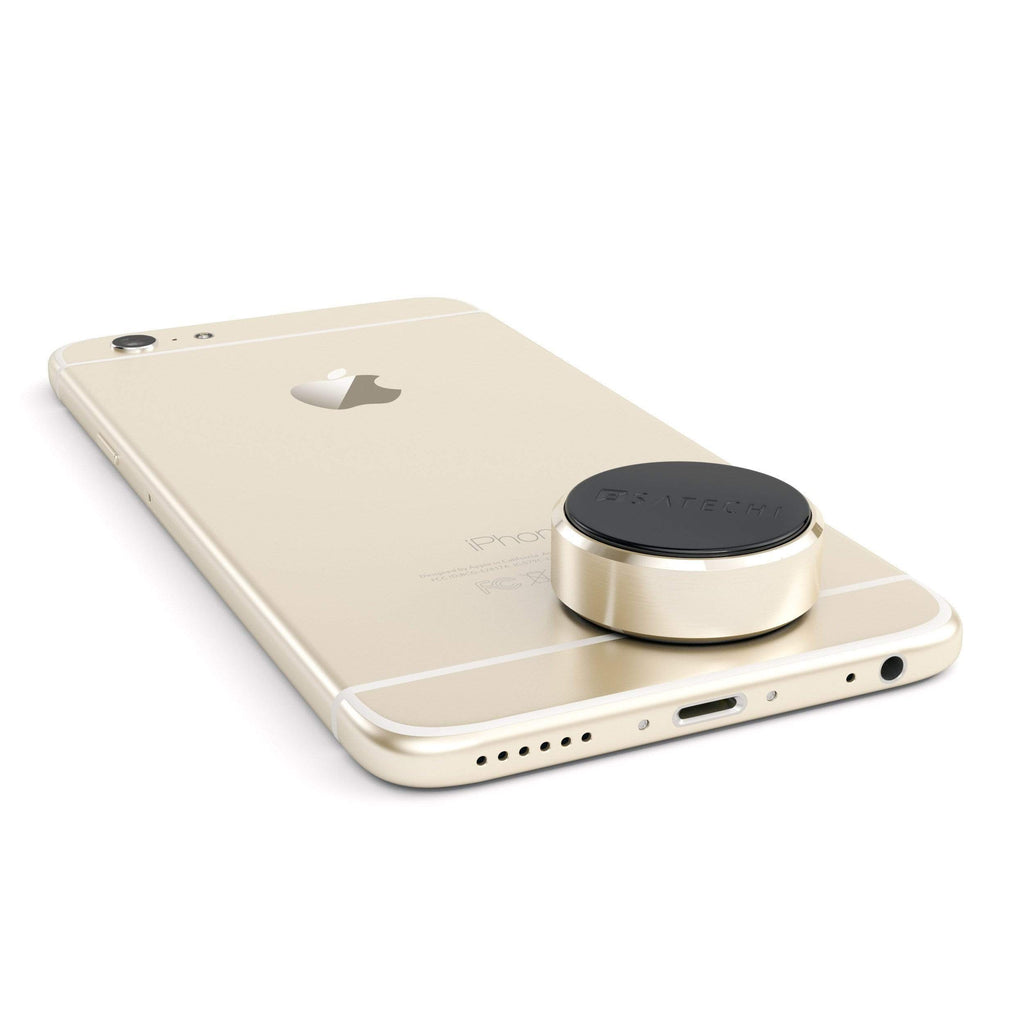 Aluminum Universal Magnet Mount Mobile/ Tablet Satechi Gold
