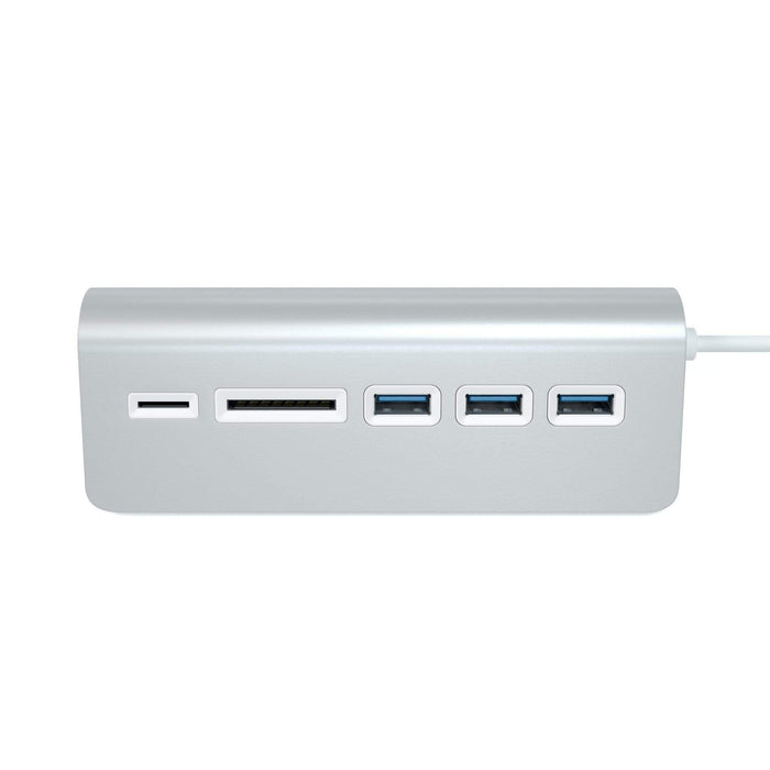 Aluminum USB 3.0 Hub & Card Reader USB Hubs Satechi