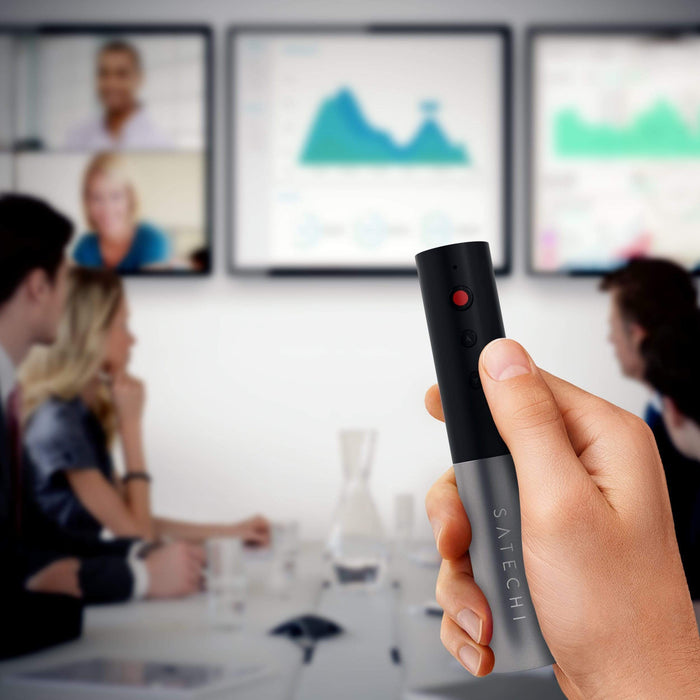 Bluetooth Aluminum Wireless Presenter Presenters Satechi