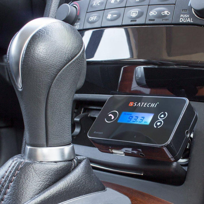 Bluetooth Hands-free Car Stereo Fm Transmitter FM Transmitters Satechi