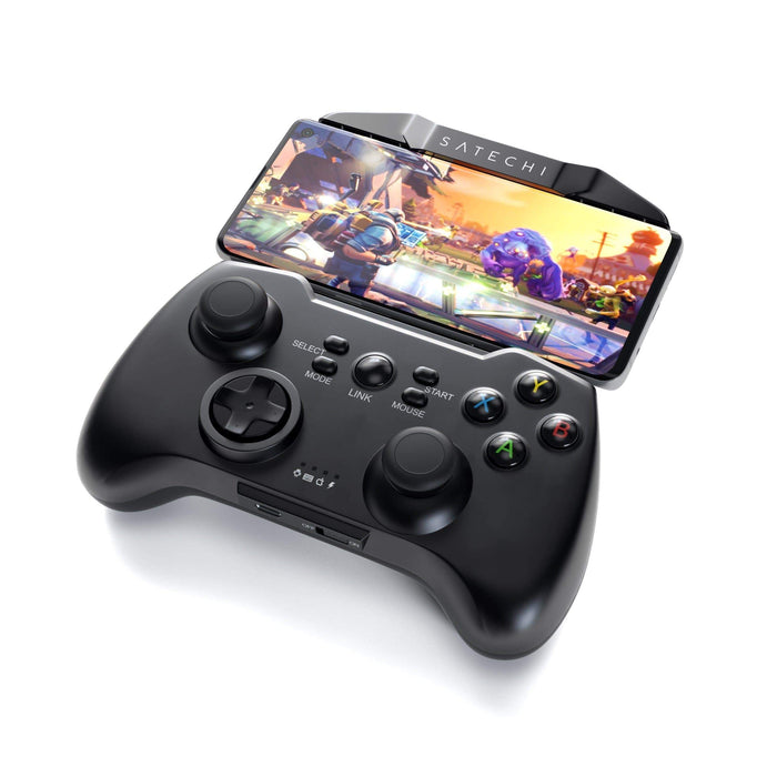 Bluetooth Universal Gamepad for Windows/Android Controllers Satechi