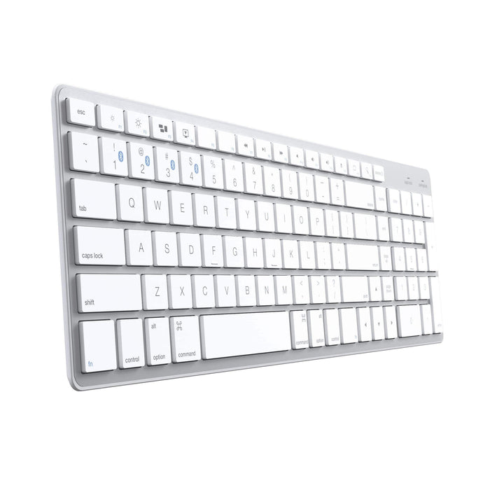 Bluetooth Wireless Smart Keyboard with 4-Device Sync Keyboards Satechi