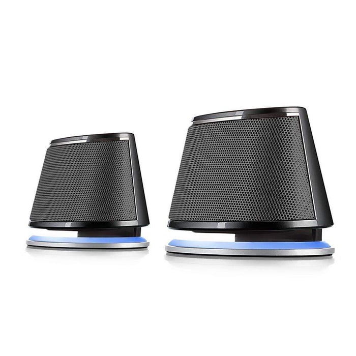 Dual Sonic Speakers Speakers Satechi Black