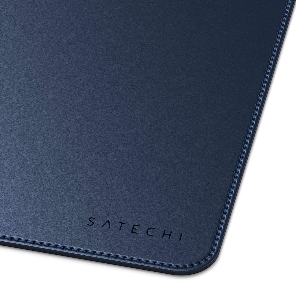 Eco-Leather Deskmate Other Satechi Blue