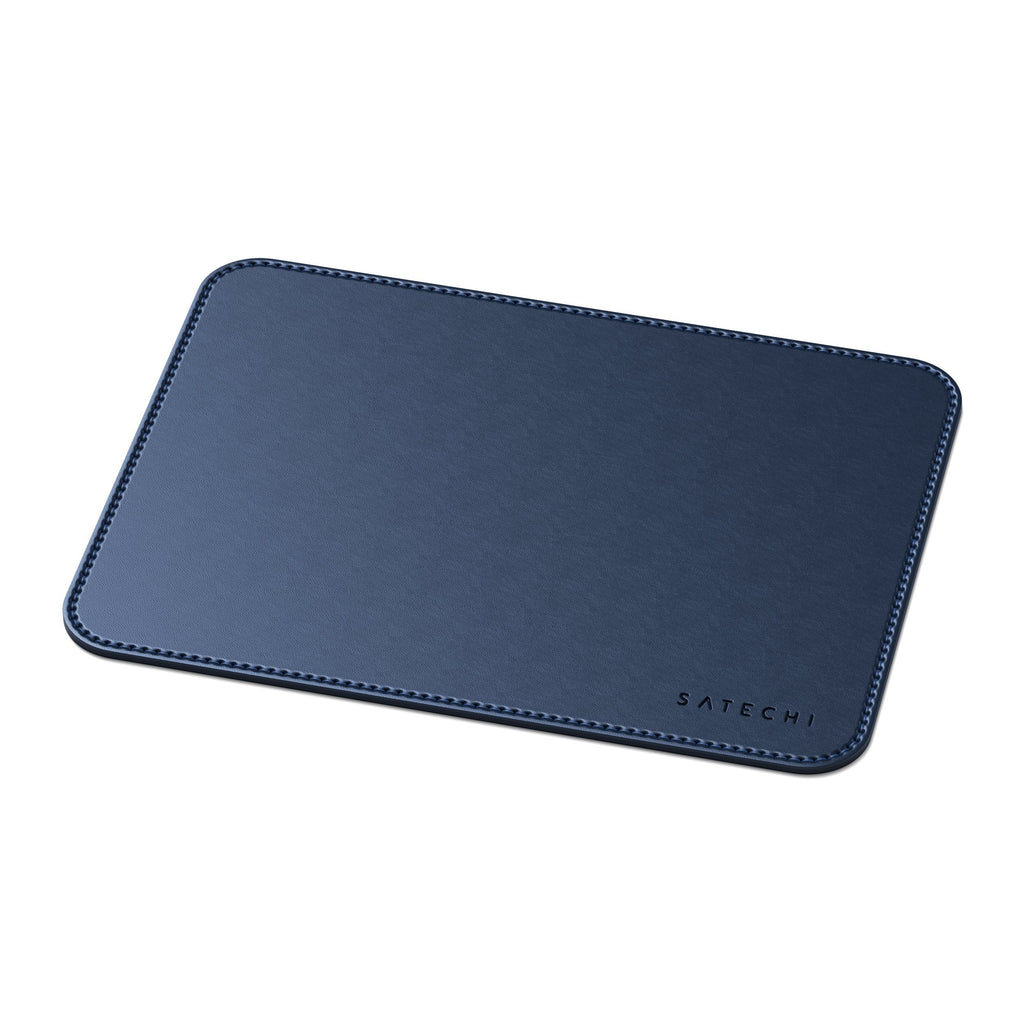 Eco-Leather Mouse Pad Other Satechi Blue