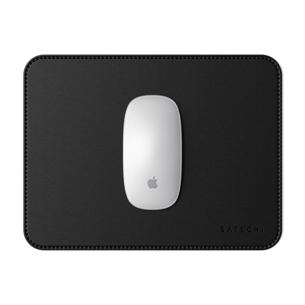 Eco-Leather Mouse Pad Other Satechi Black