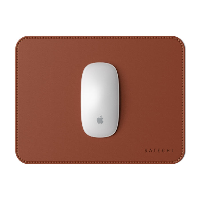 Eco-Leather Mouse Pad Other Satechi Brown