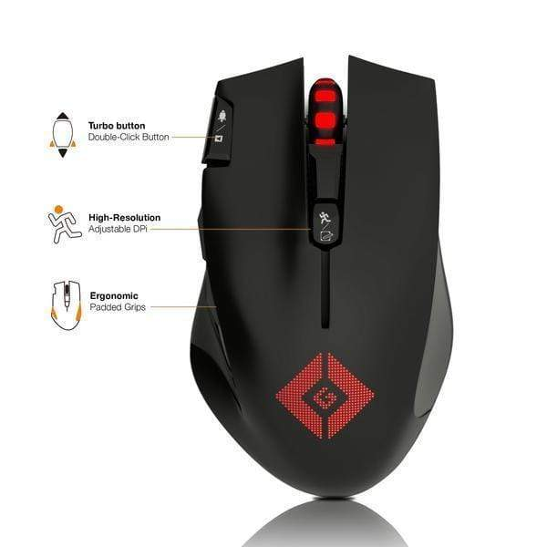 Edge Wireless Gaming Mouse Mice Satechi