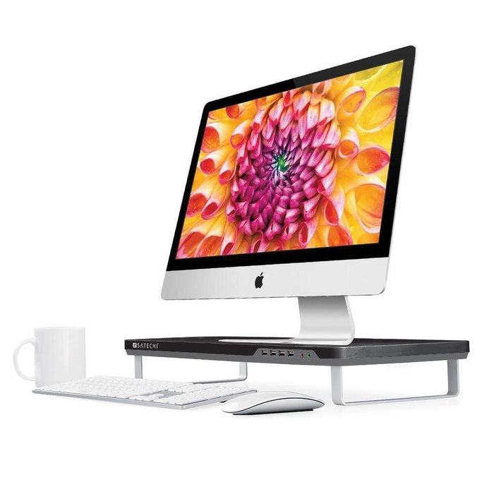 F3 Smart Monitor Stand Computers/ Monitors Satechi Black