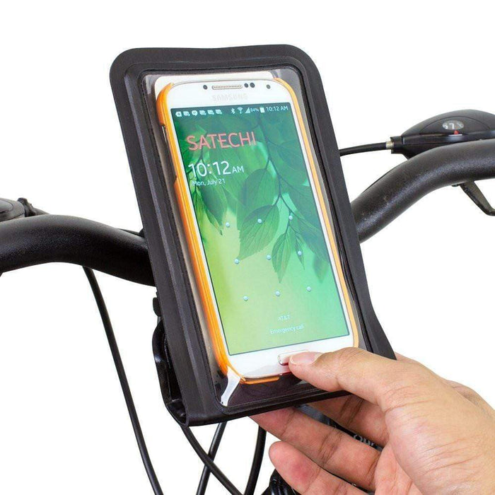 Pro RideMate Bike Mount (Waterproof Black) Mobile/ Tablet Satechi