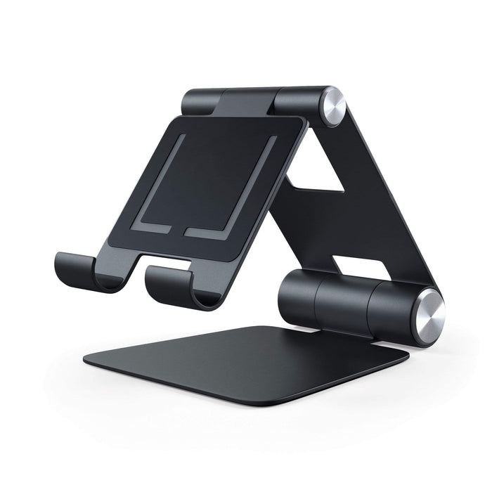 R1 Aluminum Hinge Holder Foldable Stand Mobile/ Tablet Satechi