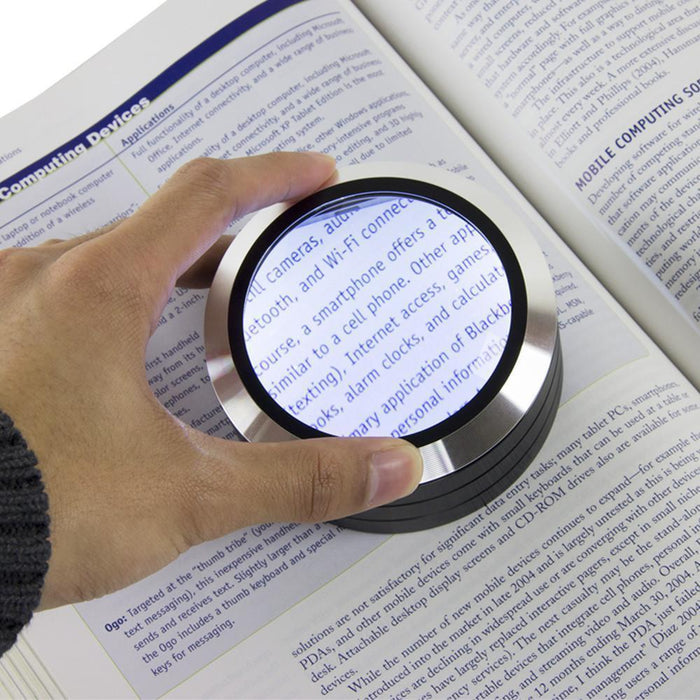 ReadMate LED Desktop Magnifier Desktop Satechi