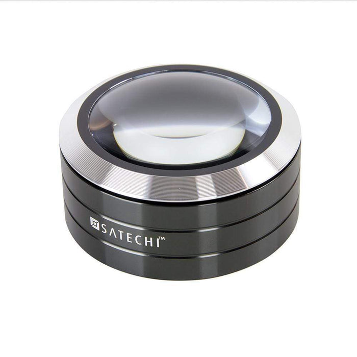 ReadMate LED Desktop Magnifier Desktop Satechi Black