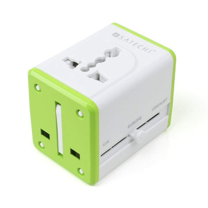 Smart Travel Adapter Adapters Satechi Travel Adapter