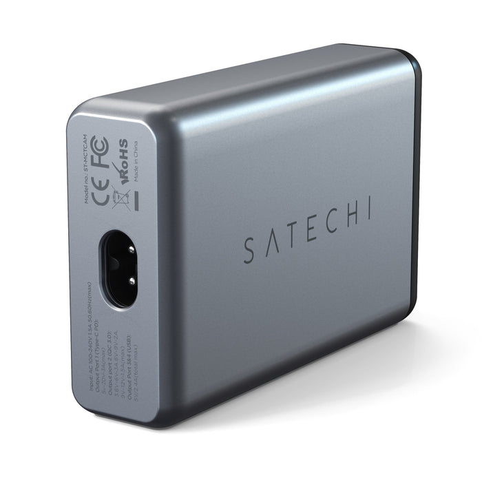 Type-C 75W Travel Charger Wall Chargers Satechi