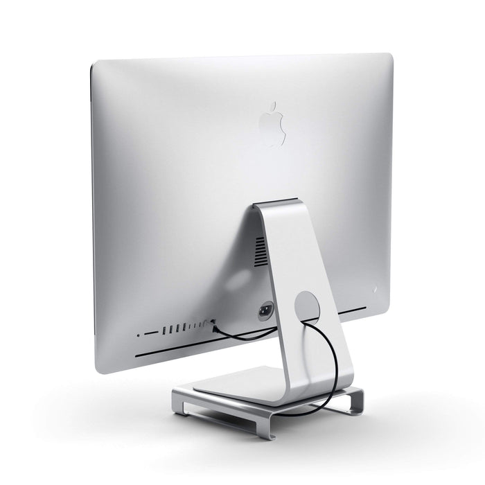 Type-C Aluminum Monitor Stand Hub for iMac USB-C Satechi