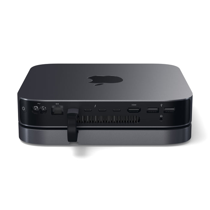 Type-C Aluminum Stand & Hub for Mac Mini USB Hubs Satechi