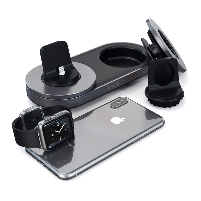 Type-C Dual Charging Station Charging Stations Satechi