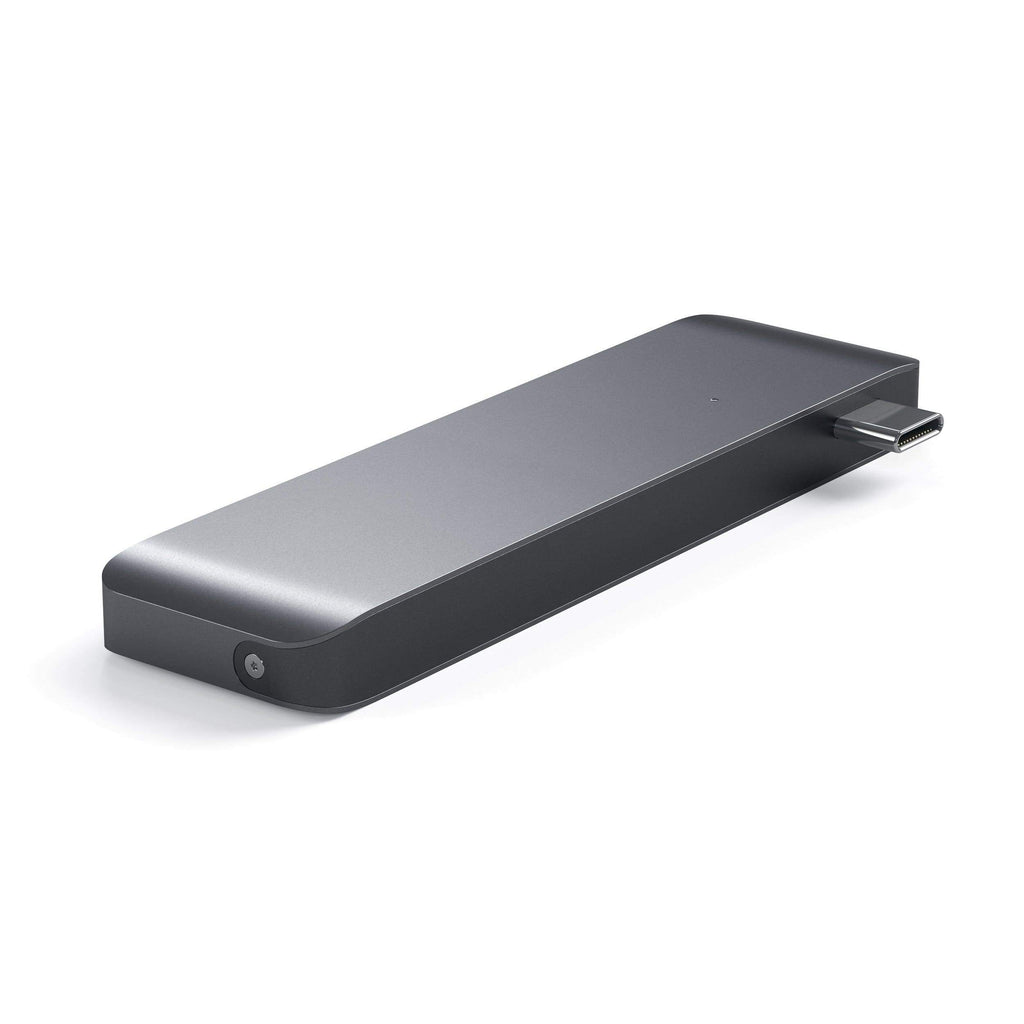 Type-C USB 3.0 3-in-1 Combo Hub USB-C Satechi Space Gray