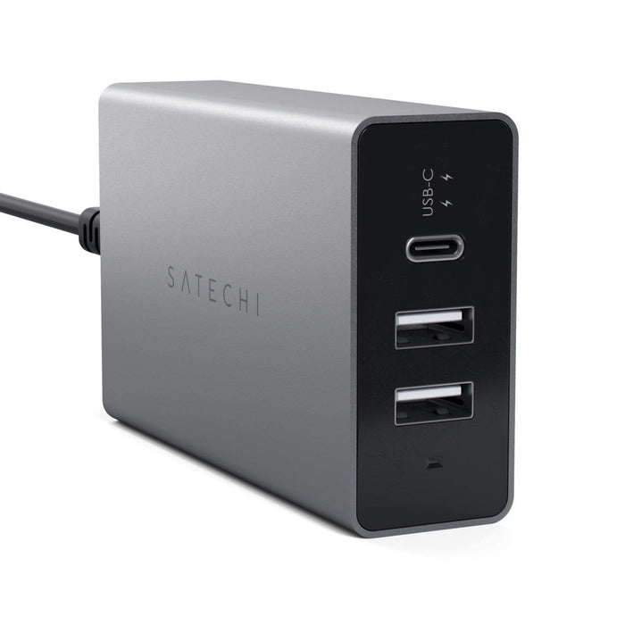 USB-C 40W Travel Charger Wall Chargers Satechi Space Grey
