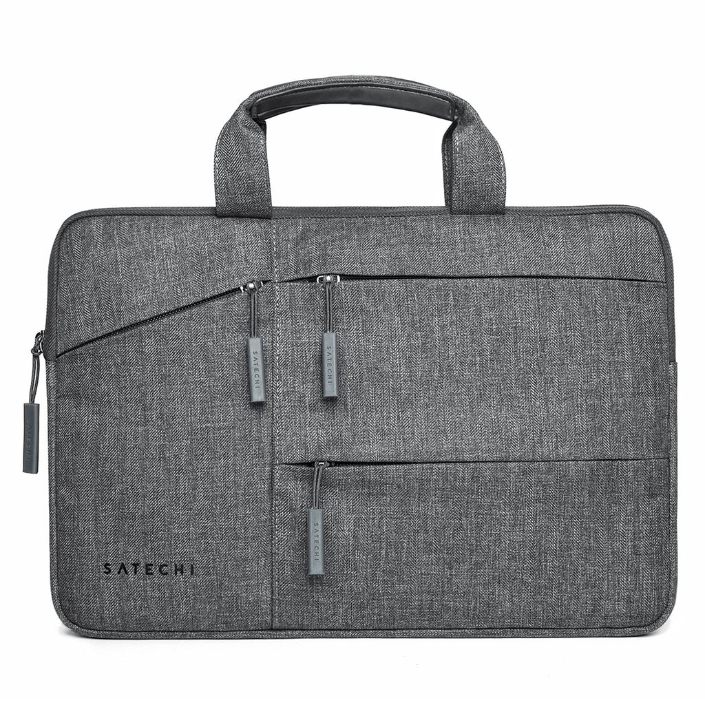 Water-Resistant Laptop Carrying Case with Pockets Case Satechi 15-Inch
