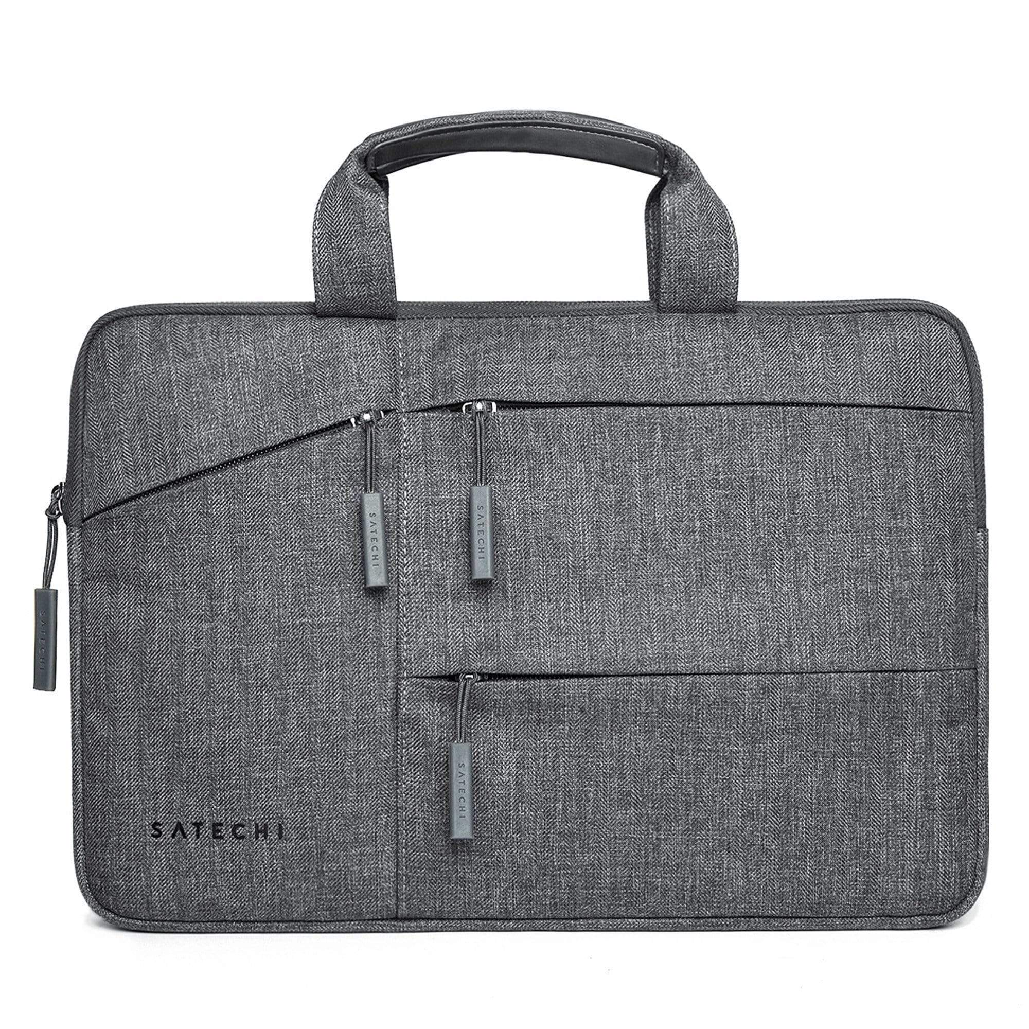 c3444f9574af Water-Resistant Laptop Carrying Case with Pockets