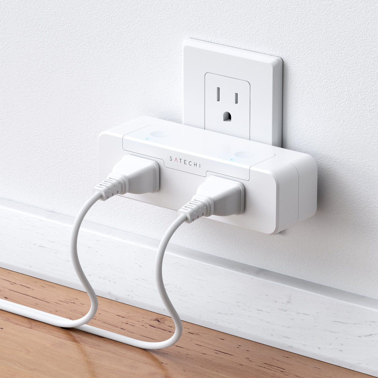 Dual Smart Outlet