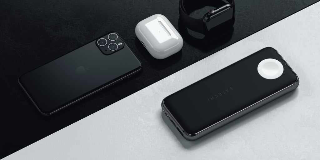 Quatro Wireless Power Bank
