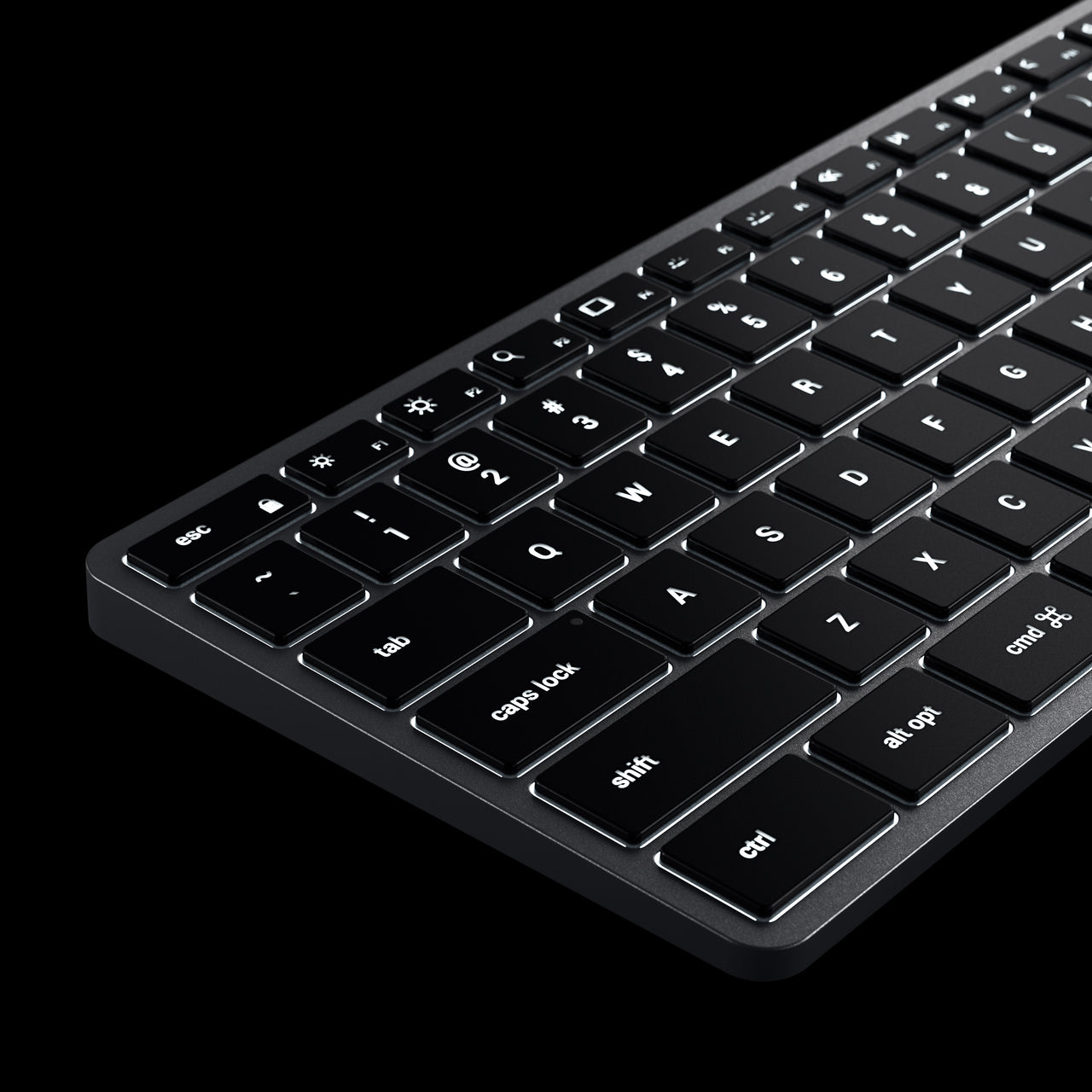 Slim X3 Bluetooth Backlit Keyboard