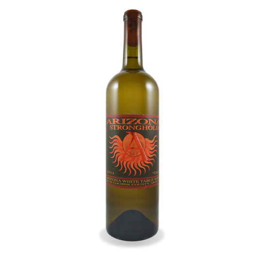 "Arizona Stronghold ""Tazi"" White Blend"