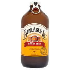 Bundaberg Diet Ginger Beer - Single Bottle