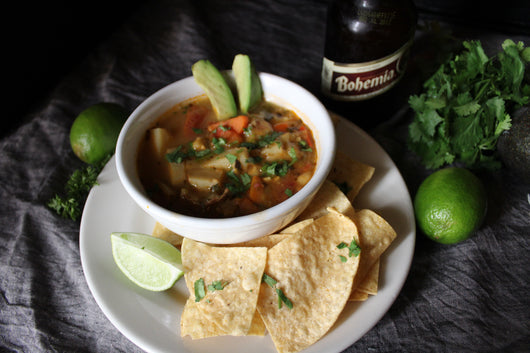 Sonoran Lime Soup - 32oz.