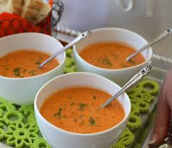 Tomato Dill Bisque - 32oz- 2 Servings
