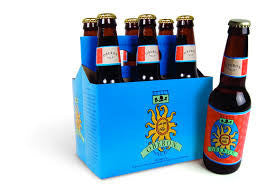 Bell's Oberon Wheat Ale - 6 pk 12oz Bottles