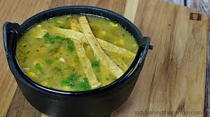 Hatch Green Chili Soup